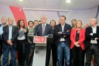Pachi Vázquez pone su cargo a disposición del PSdG
