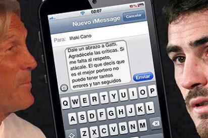 """Iker Casillas: """"El que decís que es el mejor portero no puede fallar tanto"""""""