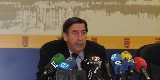 Señor D. Gonzalo Lago Viguera, presidente del Partido Popular de Talavera de la Reina