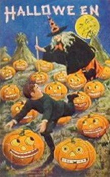 Halloween 2013: gratinado mágico