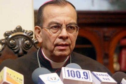 """Monseñor Rosa: """"La política está muy desprestigiada, hay que rescatarla"""""""
