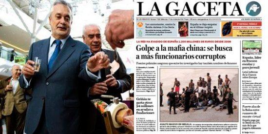 La Gaceta destapa el nuevo palo a las arcas públicas de Griñán