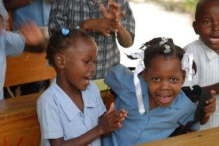 Haití vuelve a la escuela