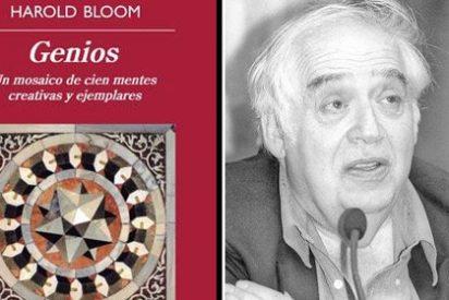 El brillante crítico Harold Bloom repasa los textos de cien mentes privilegiadas de la literatura