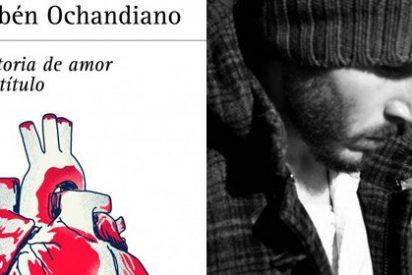 La primera novela del actor Rubén Ochandiano es un viaje al fondo del corazón
