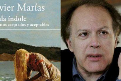 El inquietante mundo de cuentos del escritor Javier Marías