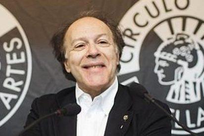 """Javier Marías sigue con su numerito: """"Este año ya llevo rechazados 35.000 euros en premios"""""""