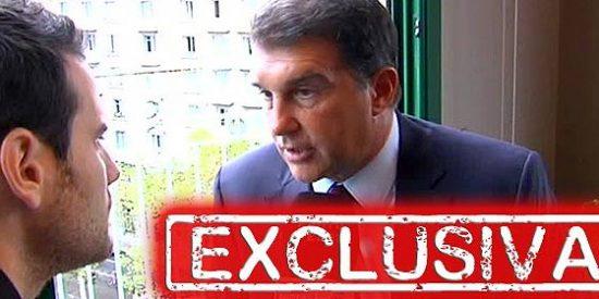 """Laporta: """"Esta directiva del Barça tiene vínculos con los violentos más criminales"""""""