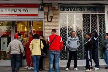 El drama del paro en España vuelve a superar los 4,7 millones