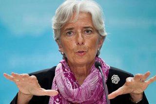 """La directora del FMI pide """"más tiempo"""" para que España termine los ajustes"""