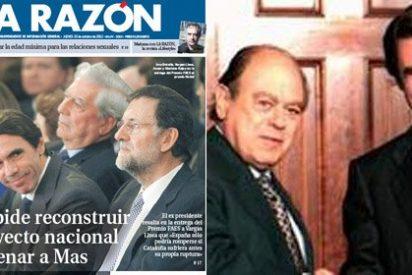 Aznar, el del 'pacto del Majestic' con Pujol, da lecciones para frenar al nacionalismo