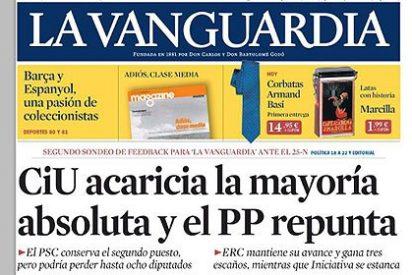 El 'iluminado' Artur Mas se acerca a la mayoría absoluta y el PSC se derrumba