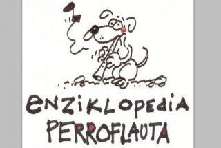 La 'Enziklopedia Perroflauta', un tratado sobre el lado cómico del 15-M