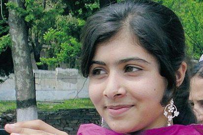"""Los talibanes dicen que dispararon a la niña Malala por ser """"espía de Occidente"""""""