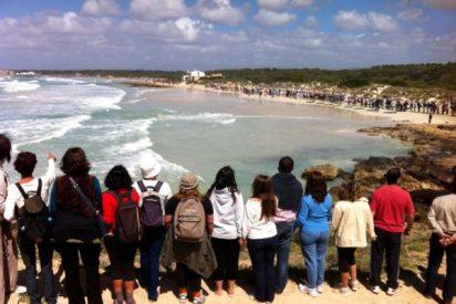 """Greenpeace califica el proyecto del hotel de Sa Ràpita como """"un gran desastre"""""""
