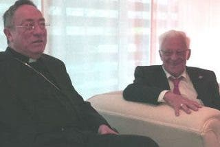 """Cardenal Maradiaga: """"Si aumenta la cifra de parados, tiene que aumentar la cifra de solidaridad"""""""