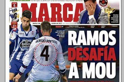 """Josep Pedrerol: """"Sergio Ramos tiene que pedir perdón a Mourinho y al Real Madrid"""""""