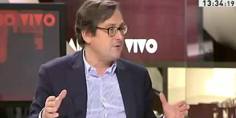 """Marhuenda (La Razón): 'Vidal-Quadras es un friki y un provocador, porque no le hicieron ministro"""""""