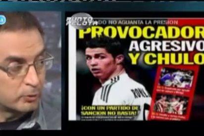 """Buyo ajusta cuentas con Mascaró por las portadas de Sport contra CR7: """"Los insultos que recibe vienen alimentados por cierto sector de la prensa, que genera violencia"""""""