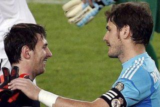 """Mourinho: """"La próxima vez que Iker Casillas se vaya con los del Barça"""""""