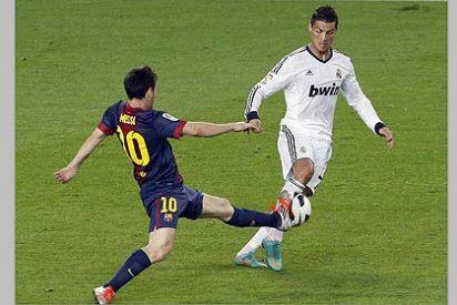 Empatan a 2 Messi y Cristiano en un partido en que Barça y Real Madrid pudieron ganar