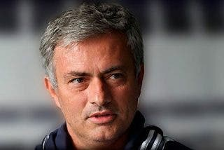 """Mourinho: """"¿Barça? El Madrid es campeón de España y el Chelsea, de Europa"""""""