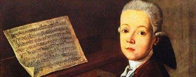 Mozart para mayores y pequeñitos