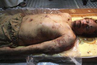 Gadafi murió a manos del servicio secreto francés, por orden de Sarkozy