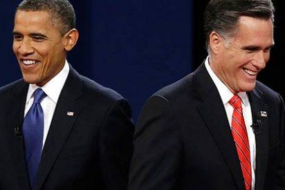Obama sigue ligeramente por delante de Romney en las encuestas
