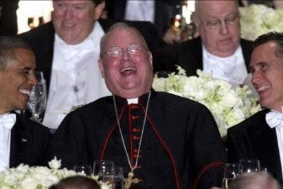 El cardenal Dolan une a Obama y Romney