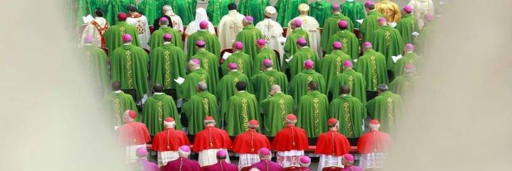 """Obispo canadiense en el Sínodo: """"Los abusos sexuales impiden la evangelización"""""""