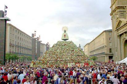 Zaragoza celebra mañana la ofrenda a la Virgen del Pilar