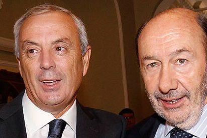 Rubalcaba y Vázquez se pegan un gran batacazo en el debut de la campaña gallega