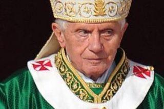 """Benedicto XVI afirma que """"la crisis del matrimonio está relacionada con la crisis de fe"""" de Occidente"""