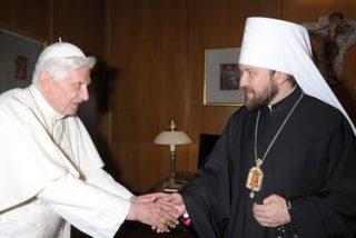 """El Papa muestra su solidaridad con la Iglesia Ortodoxa tras el caso """"Pussy Riot"""""""