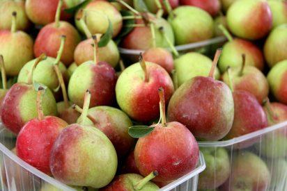 Recetas de finde: pie de pera con frangipane