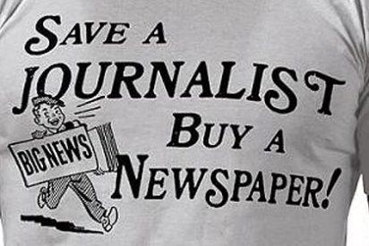 'Ser o no ser' o el terrible dilema al que se enfrenta la prensa de todo el mundo