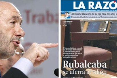¿Dónde está Rubalcaba?