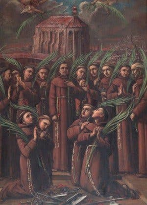 Beatificados en Praga 14 frailes franciscanos asesinados en 1611