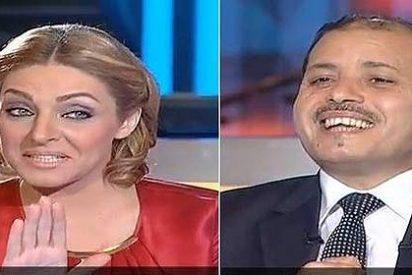 Un ministro egipcio le dice en directo a la presentadora de TV que es tan 'caliente' como sus preguntas
