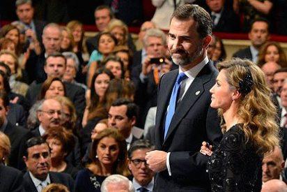 Pitidos contra gaitas en los Premios Príncipe de Asturias 2012