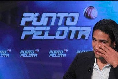 """Falcao: """"Hoy me dijeron que me parezco a Antonio Banderas, pero no sería actor"""""""