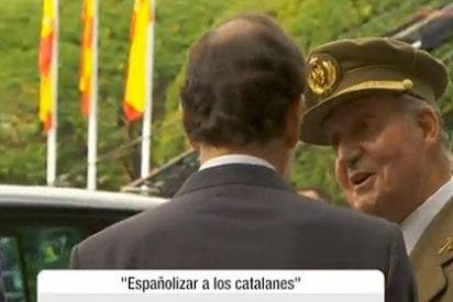 ¿Hubo reproche real a Rajoy por 'españolizar' o se lo inventan los periodistas?