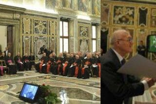 """Benedicto XVI aboga por """"el ecumenismo y el diálogo con otras religiones"""""""