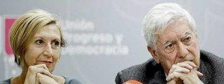 """Vargas Llosa: """"El desafío más grande que tiene España no es la crisis sino la unidad"""""""
