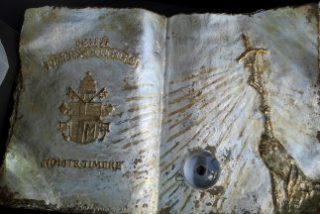 Las reliquias de Juan Pablo II, veneradas en Lourdes