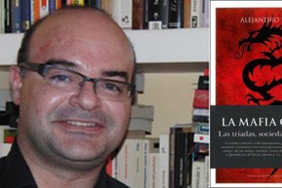 """Alejandro Riera: """"Los capos de la mafia china siempre mueren en la cama, con mucha tranquilidad"""""""