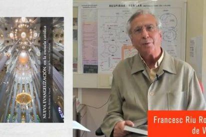 """""""Nueva evangelización en la escuela católica"""" del salesiano Francesc Riu"""