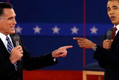 Barack Obama renace en el segundo debate pero Mitt Romney aguanta