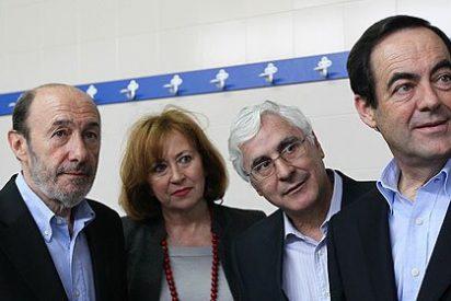 El PSOE podría acabar como la UCD